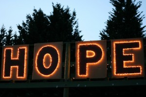 Hope by DieselDemon via Flickr