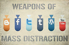 Weapons of Mass Destraction by birgerking via Flickr