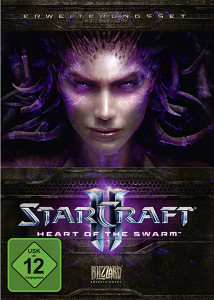 StarCraft by Blizzard