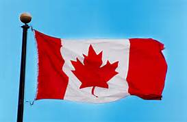 2013-1013 Canadian Flag