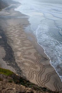 2014-0202 beach-art4 by Andre Amador