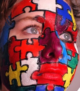 Face Puzzle from Aspie Parent