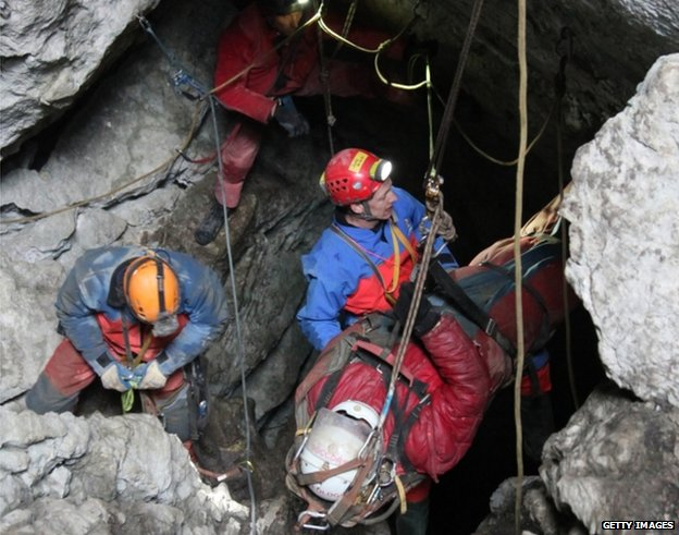 2014-1110 Rescue of Johann Westhauser