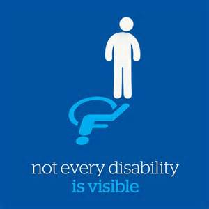 2015-0912 Not Every Disability is Visible